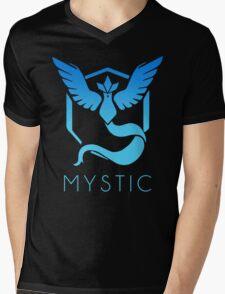 TEAM MYSTIC - POKEMON GO TSHIRT (BEST QUALITY ON SITE!) Mens V-Neck T-Shirt