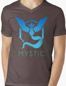 TEAM MYSTIC - POKEMON GO TSHIRT (BEST QUALITY ON SITE!) Mens V-Neck T-Shirt