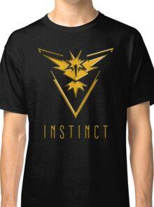 TEAM INSTINCT GOLD VERSION - POKEMON GO TSHIRT (BEST QUALITY ON SITE!) Classic T-Shirt