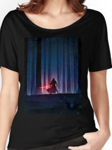 Kylo Ren Women's Relaxed Fit T-Shirt