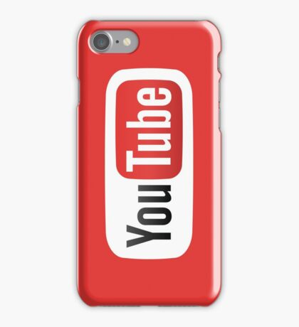 YouTube iPhone Case/Skin
