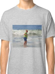 Fun in the Pacific Ocean Classic T-Shirt
