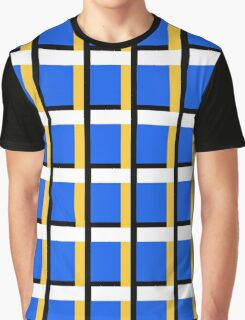 primary grid Graphic T-Shirt