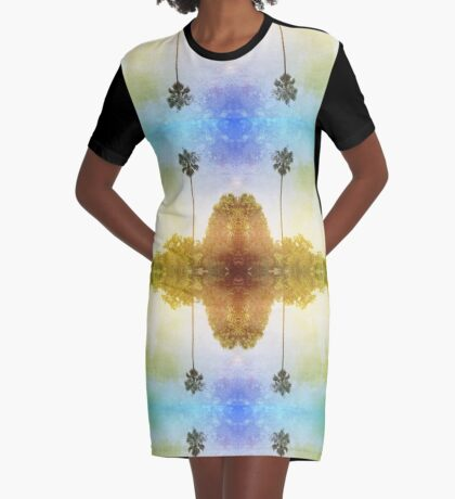 Westside Graphic T-Shirt Dress