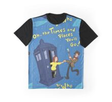 doctor who - amy pond  Graphic T-Shirt