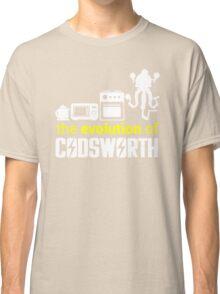 Fallout: Evolution of Codsworth Classic T-Shirt