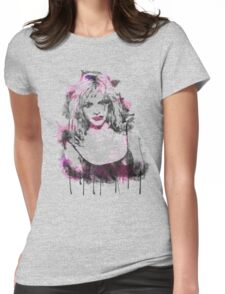 Courtney Womens Fitted T-Shirt