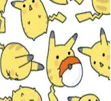 Pikachu by Buki888