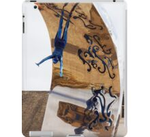 Mirrored statue iPad Case/Skin