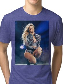 1+1 BEYONCE FORMATION WORLD TOUR Tri-blend T-Shirt