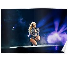 1+1 BEYONCE FORMATION WORLD TOUR Poster