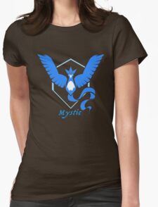 Team Blue Womens Fitted T-Shirt