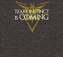 Pokemon Go - Team Instinct is Coming Unisex T-Shirt