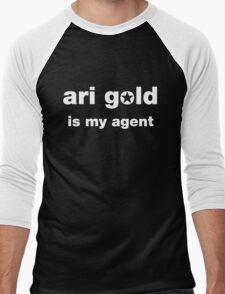 Entourage Ari Gold is my agent Men's Baseball ¾ T-Shirt