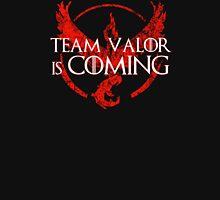 Pokemon Go - Team Valor Is Coming Unisex T-Shirt