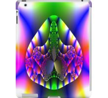 A colourful fractal design - iPad/iPhone/iPod/Samsung cases iPad Case/Skin