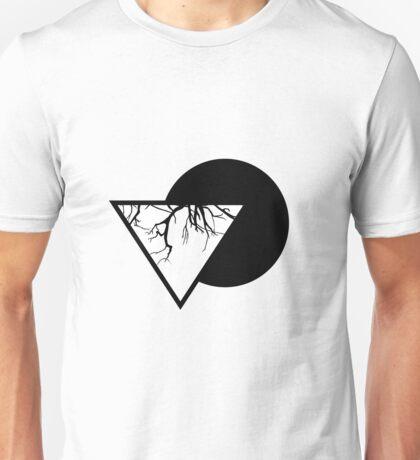 Geometric Triangula II Unisex T-Shirt