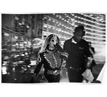 Beyoncé Knowles - Backstage - FormationWorldTour Poster