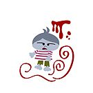Cute Zombi by Sonia Pascual