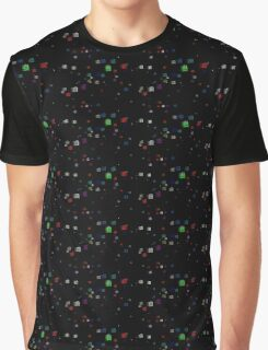 Windows Night Graphic T-Shirt