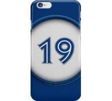 19 - Joey Bats iPhone Case/Skin
