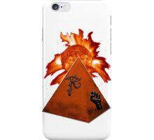 Sun Black Power Pyramid iPhone Case/Skin