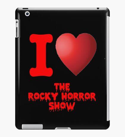 I Heart The Rocky Horror Show iPad Case/Skin