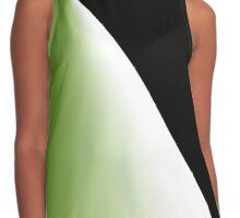 Green point Contrast Tank
