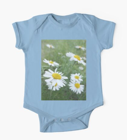 Camomile Garden One Piece - Short Sleeve