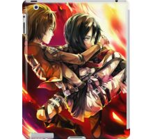 Attack On Titan 05 iPad Case/Skin