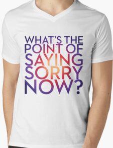 Cynical Mens V-Neck T-Shirt