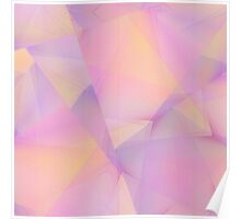 Abstract Colors Poster