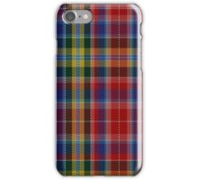 02290 Count Cants Nameless Tartan  iPhone Case/Skin