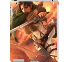 Attack On Titan 04 iPad Case/Skin