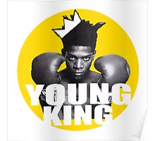 "JMB ""Young King"" Poster"