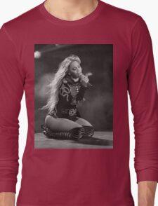 Beyoncé Knowles 1+1 LIVE Long Sleeve T-Shirt