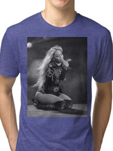 Beyoncé Knowles 1+1 LIVE Tri-blend T-Shirt
