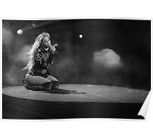 Beyoncé Knowles 1+1 LIVE Poster