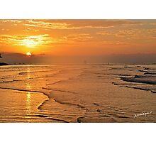 Can Gio Beach, HCMC, Vietnam Photographic Print