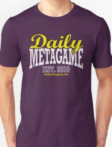 Daily Metagame Sport Black Stroke T-Shirt