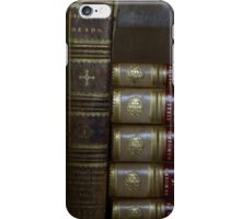 Ancient Books iPhone Case/Skin