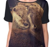 Otters Chiffon Top