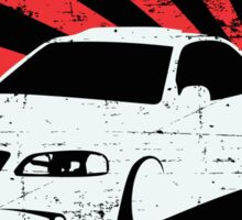 Nissan Sentra B15 Sticker