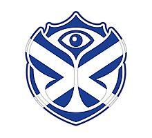 Tomorrowland scotland logo - scottish - na h-Alba  Photographic Print