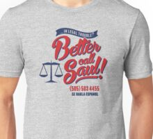 -BREAKING BAD- Better Call Saul Unisex T-Shirt