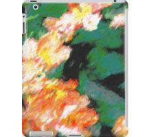 Bright Springtime Tulips iPad Case/Skin