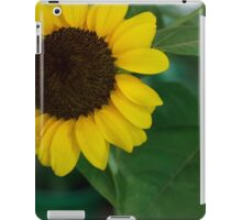 Sunny flower iPad Case/Skin