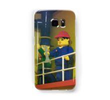 Lego man Samsung Galaxy Case/Skin