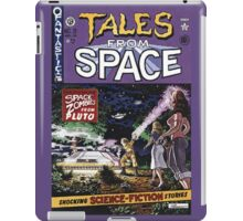 Back to the Future Tales from Space comic cover iPad Case/Skin