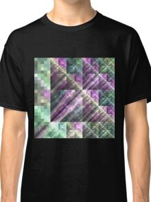 Tile - Abstract Fractal Artwork Classic T-Shirt